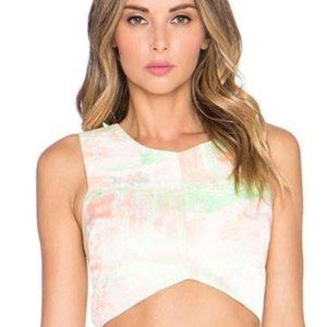 NBS x Naven Twins Crop Top